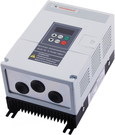 Frequency Inverters for AC Motors - Electroinvent